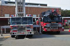 Parsippany-Troy Hills Fire District 6 Tower Ladder 664 · Parsippany Troy-Hills Fire District 5 Ladder 5 (Triborough) Tags: nj newjersey morriscounty boonton pthfd pthfd6 parsippanytroyhillsfiredistrict6 parsippanytroyhillsfiredistrictno6 firetruck fireengine ladder towerladder tower tower664 towerladder664 tower6 simonduplex lti pfd pfd5 parsippanyfiredepartment parsippanyfiredistrict5 ladder5 pierce impel