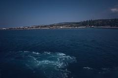 Blue (shenayaydan) Tags: izmir clock tower alacati ilica turkey vacation 2019 sea blue green eyes roadtrip boat