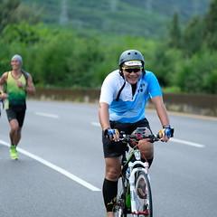 DSCF1707 (陳育生) Tags: run 路跑 跑步 百k 接力賽 腳ㄚ子 前導 自行車 單車