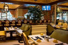 Restaurant, Wynn's Hotel, Las Vegas (Agirard) Tags: lasvegas vegas restaurant wynn hotel