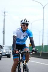 DSCF2004 (陳育生) Tags: run 路跑 跑步 百k 接力賽 腳ㄚ子 單車 自行車 前導 領騎