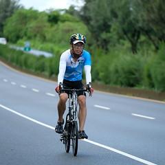 DSCF1773 (陳育生) Tags: run 路跑 跑步 百k 接力賽 腳ㄚ子 單車 自行車