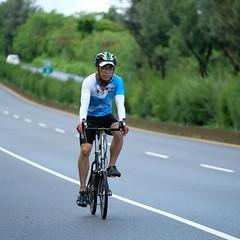 DSCF1771 (陳育生) Tags: run 路跑 跑步 百k 接力賽 腳ㄚ子 單車 自行車