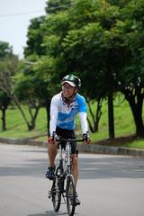 DSCF2098 (陳育生) Tags: run 路跑 跑步 百k 接力賽 腳ㄚ子 自行車 單車 前導 領騎 眼鏡