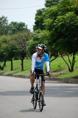 DSCF2096 (陳育生) Tags: run 路跑 跑步 百k 接力賽 腳ㄚ子 自行車 單車 前導 領騎