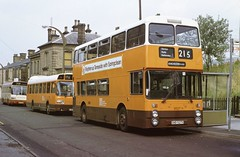 8527. SND 527X: Greater Manchester Transport (chucklebuster) Tags: snd527x glossop gm greater manchester transport leyland atlantean northern counties standard sypte national