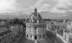 Oxford (joerusson) Tags: photography landscape canon sigma1835 sigma sunny oxforduni blackandwhite
