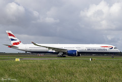 British Airways A350-1000 G-XWBA (birrlad) Tags: shannon snn ireland international airport aircraft aviation airplane airplanes airline airliner airlines airways training crew ba british speedbird airbus a350 a35k a3501000 a3501041 gxwba