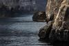 Near Dwejra, Gozo (kurjuz) Tags: dwejra fungusrock gozo għawdex malta cliffs haze sea ġeblatalġeneral