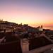 Lisboa Sunrise - Miradouro das Portas do Sol
