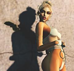 Guaranteed Laugh (Sadystika Sabretooth) Tags: catwa events fashion foxcity glamaffair maitreya secondlife shinyshabby ubersl amias applemaydesigns delmay doux miu sintiklia swallow