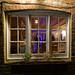 Lower bar window of Black Horse Inn, Nuthurst, West Sussex 01