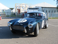 AC Ace Ford (jane_sanders) Tags: goodwood westsussex sussex goodwoodrevival revival motorcircuit testing test acaceford ac ace ford