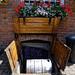 Black Horse Inn pub cellar trap door in Nuthurst West Sussex England 01