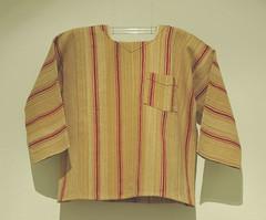 Camisa Shirt Mixtec Oaxaca Mexico Textiles (Teyacapan) Tags: mixtec camisa shirts mexican oaxacan textiles ropa clothing vestimenta museum