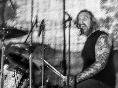 Nag (morten f) Tags: harpefoss hardcorefestival 2019 gudbrandsdalen norge norway festival hardcore nag band trommer drums drummer live konsert concert