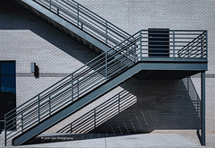Shadow Art (Kool Cats Photography over 12 Million Views) Tags: streetphotography structure stairs angles artistic architecture art abstract abstractart shadows shapes photography artwork artist