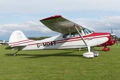 Cessna 170B G-MDAY (Gavin Livsey) Tags: laarally sywell gmday c170 cessna