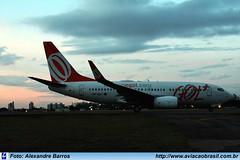 Gol Transportes Aéreos - PR-GEC (Aviacaobrasil) Tags: boeing737700 goltransportesaéreos alexandrebarros aeroportodecongonhas