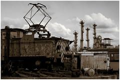 Rheinpreußen 5/9 / Eurotec (V) (LeonardoDaQuirm) Tags: moers rheinpreusen eurotec utfort zeche mine coalmine colliery routederindustriekultur