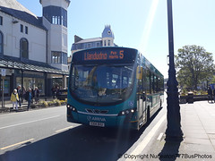 CX14BXU 3179 Arriva Buses Wales in Llandudno (Nuneaton777 Bus Photos) Tags: arriva buses wales wright pulsar cx14bxu 3179 llandudno