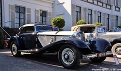 Mercedes 540K (W29) Cabriolet A 1936 (Wouter Bregman) Tags: dz5412 mercedes 540k cabriolet a by sindelfingen 1936 mercedes540k w29 mercedes540 mercedesw29 mb benz mercedesbenz cabrio convertible roadster tourer concours elegance 2019 concoursdélégance paleis soestdijk royal palace palaisroyal baarn nederland holland netherlands paysbas vintage old german classic car auto automobile voiture ancienne allemande germany deutsch duits deutschland vehicle outdoor