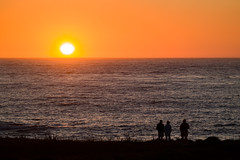 Sunset - August 31st (12 of 19) (Quentin Biles) Tags: ca california cybershot pacificgrove rx100 rx100vii sony sunset
