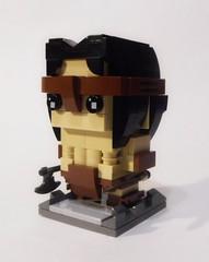 Fantasy BHz - Conan (Iggy X) Tags: lego moc brickheadz conan barbarian fantasy warrior
