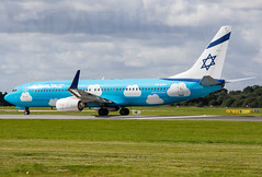 El-AL 4X-EKO 1-9-2019 (Enda Burke) Tags: avgeek aviation airplane airport av8 aero arrival apron canon canon7dmk2 cockpit boeing boeing737 manchesterairport manchester man manc manairport manchesterrunwayvisitorpark manchestercity mcr elal elalup up israel egcc engine engines runway runwayvisitorpark rvp runwayvistitorpark ringway travel takeoff taxiing taxiway telaviv departure