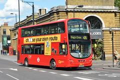 LK59 FEP (WVN1) Go-Ahead London General (hotspur_star) Tags: londontransport londonbuses londonbus londonbuses2019 wrightbus volvoeclipsegemini tfl transportforlondon busscene2019 doubledeck goaheadlondongeneral lk59fep wvn1 476