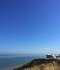 63/119 Just Because Day (SamKirk9) Tags: 119in2019 119picturesin2019 63119 justbecauseday tent camping isleofsheppey kent eastchurch peaceful