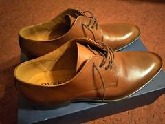 New brown derbies (Adam11051983) Tags: brown derby dress footwear formal lace leather men mens shoe shoes