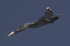 RF-34013 Sukhoi Su-30SM RussianAirForce (Nathan_Ivanov) Tags: airplane aircraft aviation sky spotting planespotting zhukovsky zia макс2019 sukhoi su30sm russianairforce