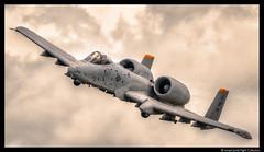 A10 Warthog (2011) (Ismael Jorda) Tags: a10 thunderbolt warthog bomber military aviation tankbuster airtattoo