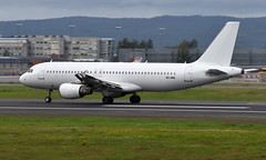 Avion Express 9H-AMA, OSL ENGM Gardermoen (Inger Bjørndal Foss) Tags: 9hama avionexpress airbus a320 osl engm gardermoen
