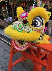 Dragon Head (monique.m.kreutzer) Tags: chinatown grantave sanfrancisco dragonhead chinese
