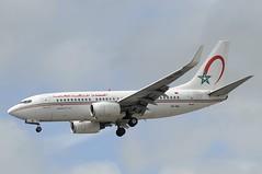 CN-RNL (LIAM J McMANUS - Manchester Airport Photostream) Tags: cnrnl royalairmaroc at ram marocair boeing b737 b73g 73g boeing737 boeing737700 egcc manchester man