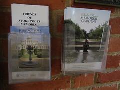 IMG_6178 (belight7) Tags: leaflets information stoke poges memorial garden uk england stokepoges