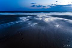 sunset at the beach (.D..B.) Tags: nikon d7000 sigma ys widerama beach sunset sea borkum germany