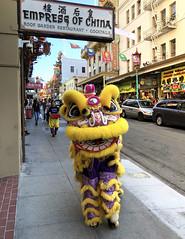 Dragon (monique.m.kreutzer) Tags: dragondance dragon chinatown sanfrancisco chinese empressofchina grantave