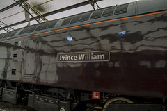 Prince William (DM47744) Tags: york national railway museum train trains engine travel locomotive loco railways preserved preservation track locomotives rail railroad 47798 prince william 47 class