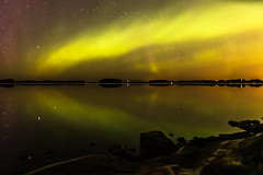 revontulia Kuopiossa syyskuu 2019 (VisitLakeland) Tags: finland kuopio kuopiotahko lakeland aurora auroraborealis evening ilta järvi lake luonto maisema nature northernlight outdoor revontulet revontuli scenery sky taivas