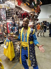 20190901_155950 (CSharpGuy) Tags: comiccon cosplay syfy comics art costumes indyconventioncenter movies cartoons toys stickers