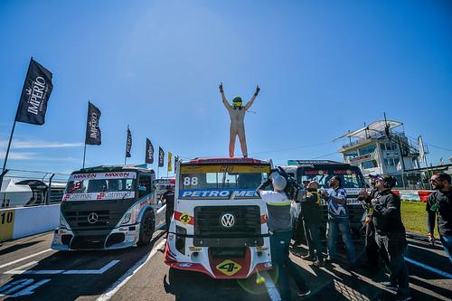 01/09/19 - Beto Monteiro vence corrida 2 da Copa Truck em Rivera - Fotos: Duda Bairros