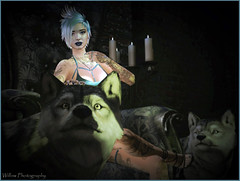 'Throw me to the wolves and I will return leading the pack.' (Raegan Willow) Tags: lumipro drd focusposes focuspose jian genus genusproject maitreya session sessionskin sessionsskin sessions cynful essenz re realevilindustries kibitz su suicideunborn swallow emarie ra runaway runawayhair bento miss madam domme wolf exploresl explore focus hers discipline love outandabout photography photoshoot poses raeganwillow secondlifephotography secondlife sl secondliferesident slphotography slbeauties slresident virtual virtualword willowphotography willowphotographystudio lyrikaean