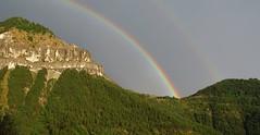 Arc en ciel sur le massif des Quatre Cantons (bernard.bonifassi) Tags: bb088 5000000vues 06 alpesmaritimes thiery 2019 été counteadenissa septembre arcenciel canonpowershotsx60hs