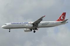 TC-JMI (LIAM J McMANUS - Manchester Airport Photostream) Tags: tcjmi tk thy turkish turkhavayollari thyturkish turkishairlines milas airbus a321 321 airbusa321 manchester man egcc