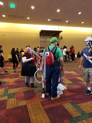 20190901_130742 (CSharpGuy) Tags: comiccon cosplay syfy comics art costumes indyconventioncenter movies cartoons toys stickers