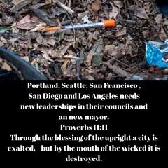 Cities needs new leadership (randycline5049) Tags: memes meme memedaily politics politicalmemes