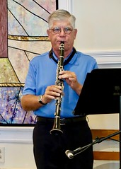 Labor Day Weekend Worship Service with Pastor Don Beachy (9/1/2019) - Musical Worship (nomad7674) Tags: 2019 20190901 september labordayweekend laborday labor day beacon hill evangelical free church monroe ct connecticut monroect efca beaconhillchurch sunday worship service music praise praiseandworship praiseworship musician musicians sing singer singers song singing songs psalm hymn spiritual clarinet instrument playing